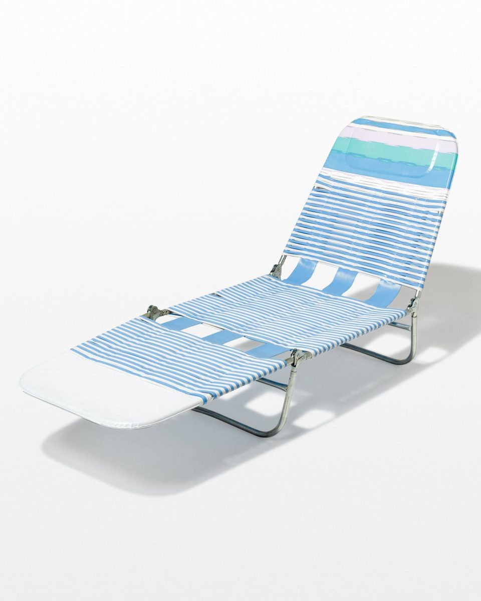 Front view of JoJo Beach Chair