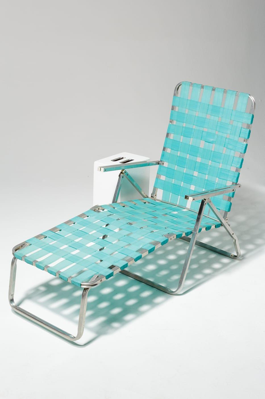 Ch451 Louis Beach Chair Prop Rental Acme Brooklyn