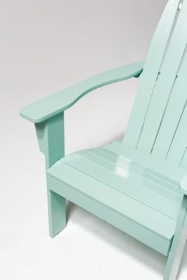 Alternate view 4 of Bluff Mint Adirondack Chair
