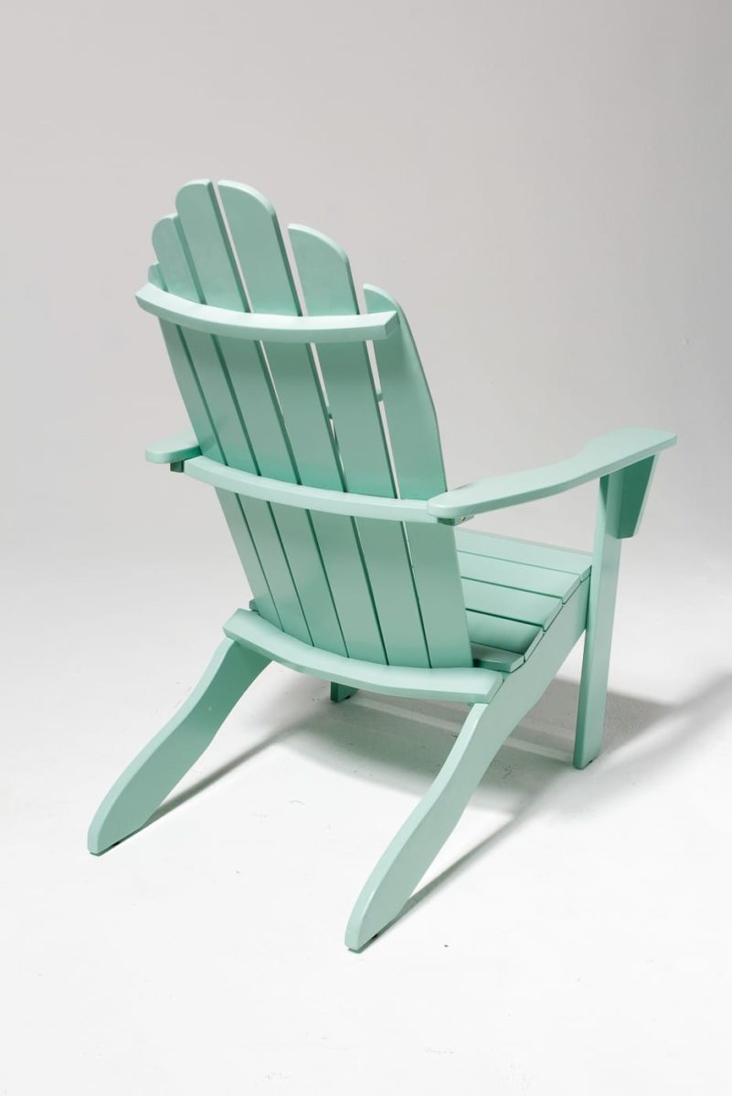Alternate view 3 of Bluff Mint Adirondack Chair