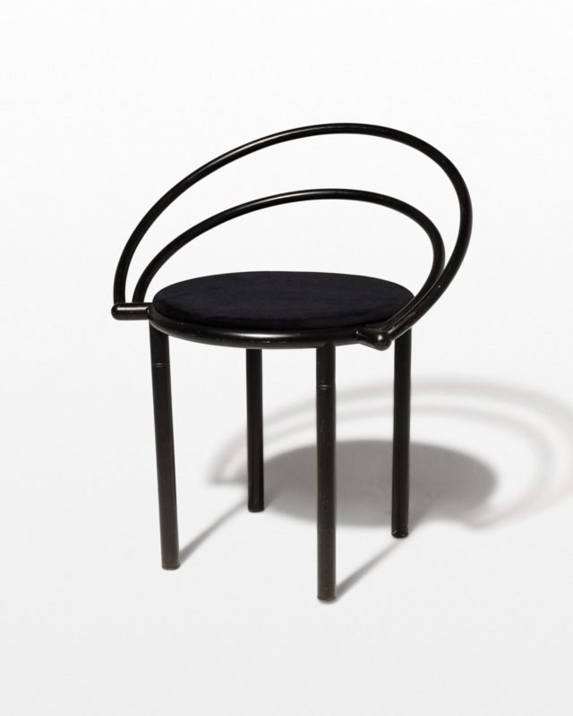 Front view of Taylor Circular Back Chair