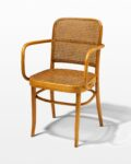 Front view thumbnail of Waverley Bentwood Cane Chair