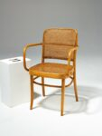 Alternate view thumbnail 1 of Waverley Bentwood Cane Chair