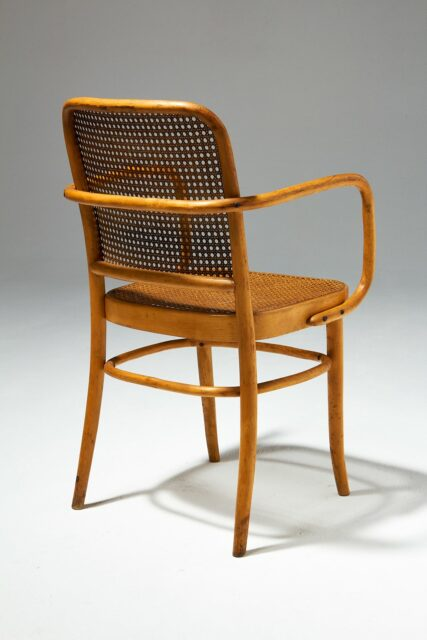 Alternate view 3 of Waverley Bentwood Cane Chair