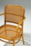 Alternate view thumbnail 2 of Waverley Bentwood Cane Chair