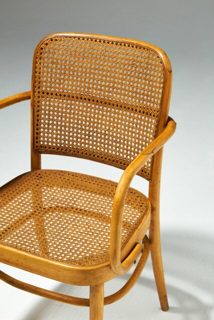 Alternate view 2 of Waverley Bentwood Cane Chair