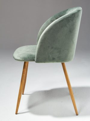 Alternate view 5 of Lana Green Velvet Chair