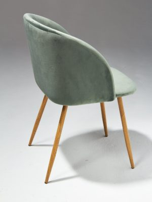 Alternate view 4 of Lana Green Velvet Chair