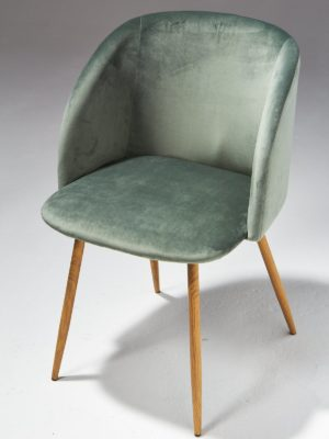 Alternate view 3 of Lana Green Velvet Chair