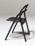 Alternate view thumbnail 2 of Lorne Black Chair