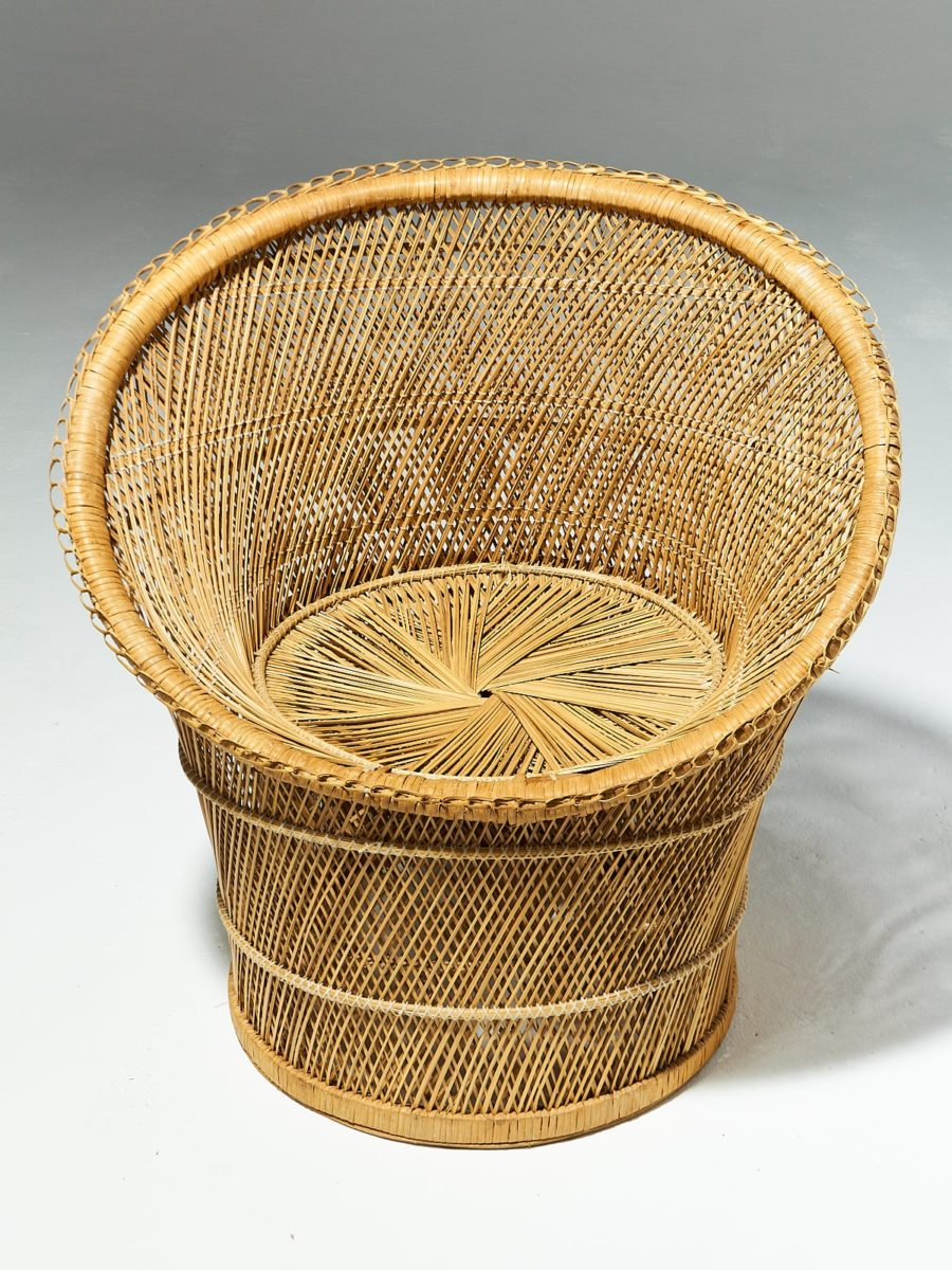 Alternate view 2 of Elly Rattan Chair