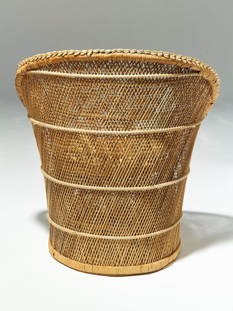 Alternate view 4 of Elly Rattan Chair