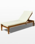Front view thumbnail of Clara Pool Lounge Chair