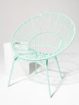 Alternate view thumbnail 1 of Lori Mint Ring Chair