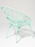 Alternate view thumbnail 3 of Lori Mint Ring Chair
