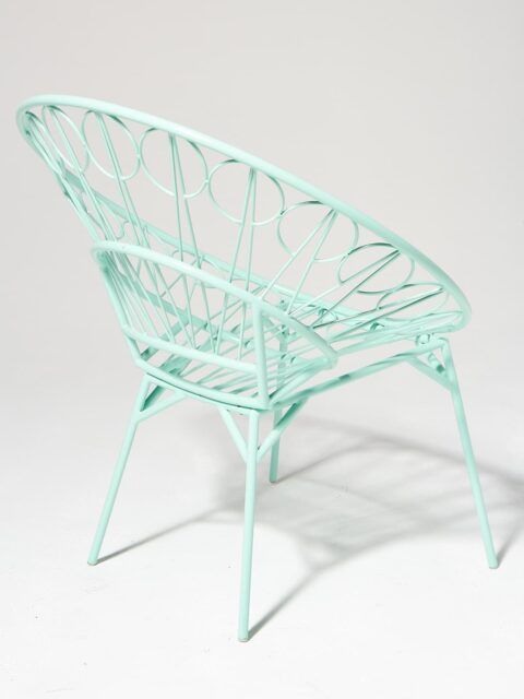 Alternate view 3 of Lori Mint Ring Chair