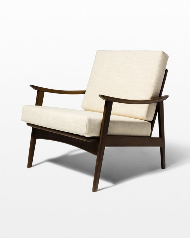 Front view of Maris Lounge Chair
