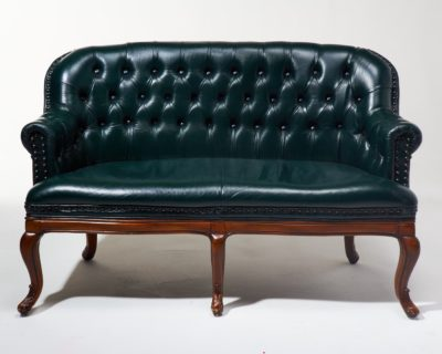 Alternate view 2 of Freeman Chesterfield Settee