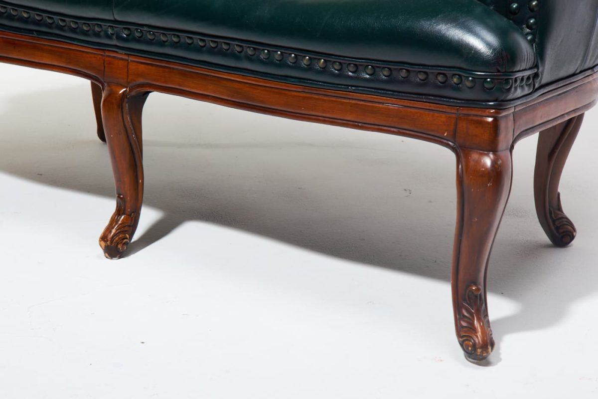 Alternate view 5 of Freeman Chesterfield Settee