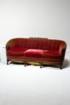 Alternate view thumbnail 1 of Haute Distressed Sofa