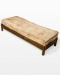 Front view thumbnail of Pratt Daybed Frame with Benton Mattress