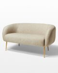 Front view thumbnail of Peri Loveseat