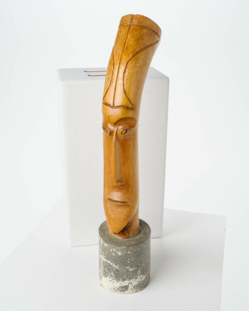 Front view of Kahiki Totem