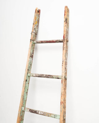 Alternate view 2 of 7 1/2 Foot Flared Straight Ladder