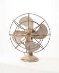 Alternate view thumbnail 1 of Small Antique Tabletop Fan