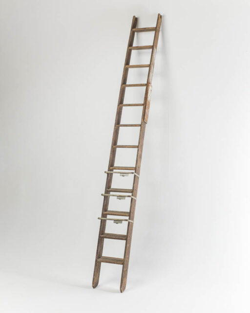Front view of 12 Foot Russet Ladder
