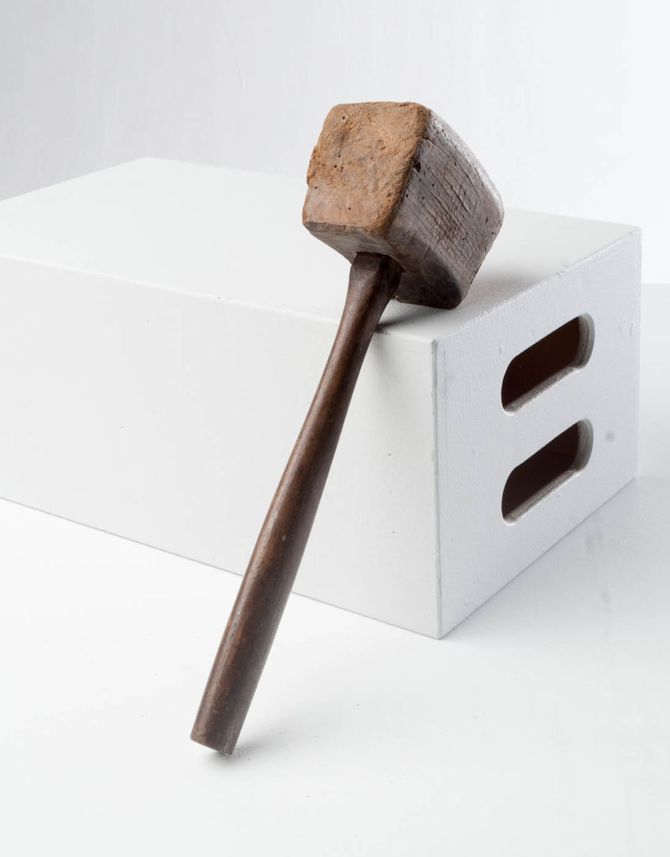 Front view of Thor Mallet