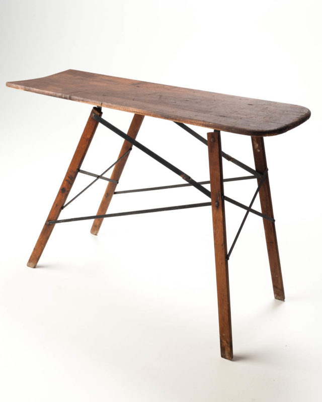 Front view of Ironing Table