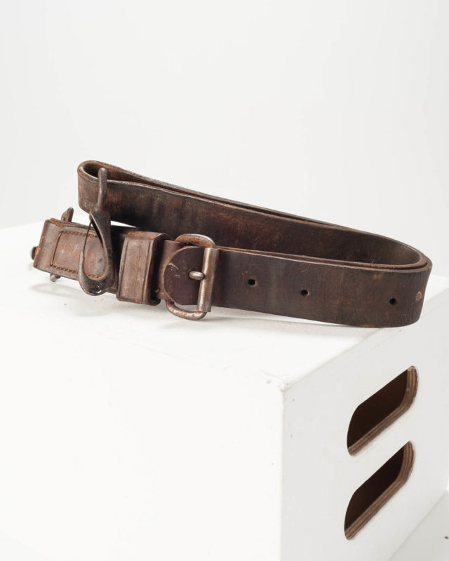 Front view of Wright Strap