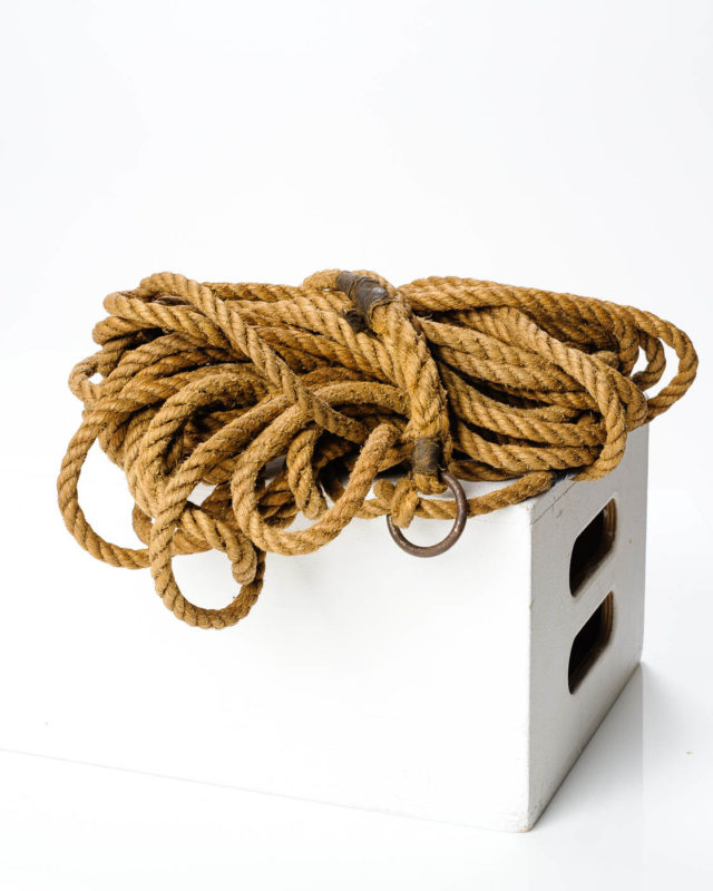 Front view of Wayne Rope