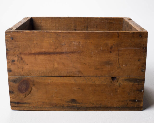 Alternate view 1 of Park Wooden Crate