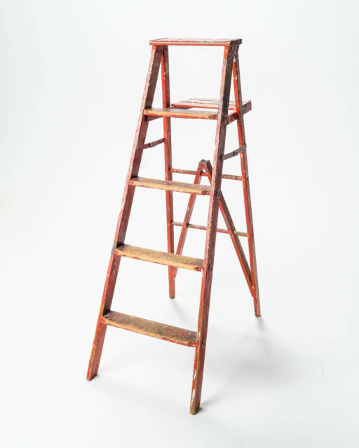 Front view of 4 1/2 Foot Pippin Ladder