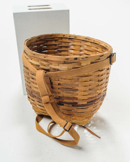 Front view of Brant Carrying Basket