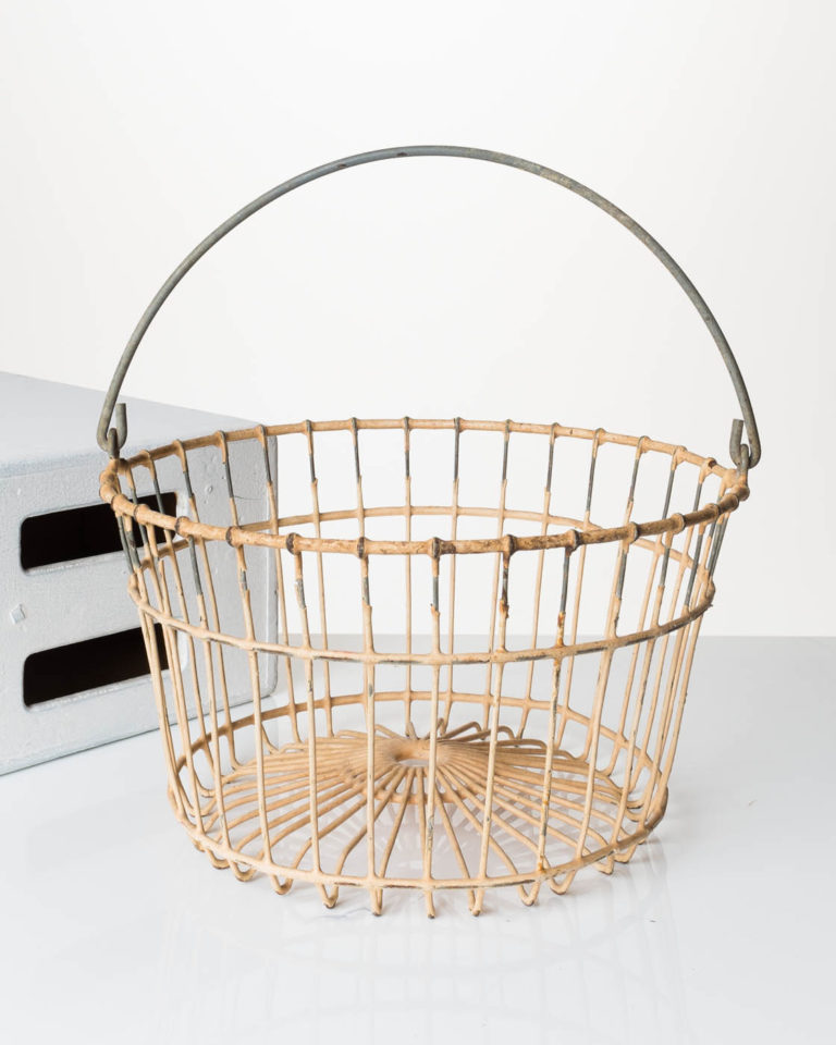 Front view of Chester Basket