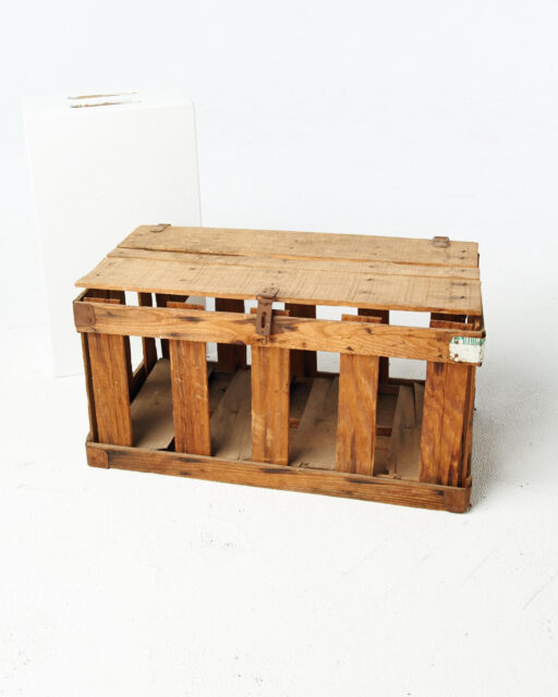 Front view of Poppin Crate