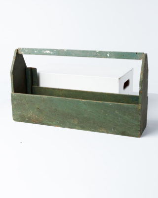 Front view of Ranger Tool Box