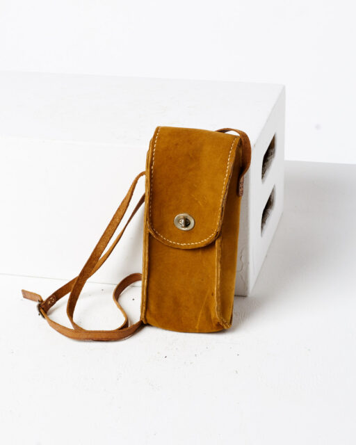 Front view of Howard Satchel