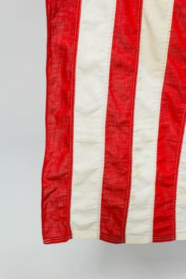 Alternate view 2 of 5 Foot Distressed Roosevelt Flag