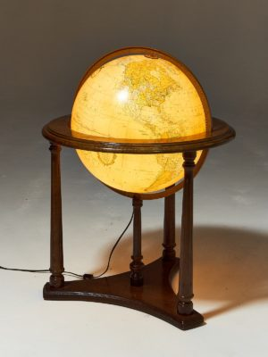 Alternate view 2 of Werner Lighted Globe