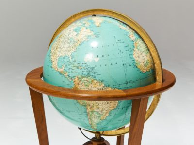 Alternate view 4 of Vic Lighted Globe
