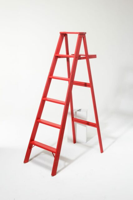 Alternate view 1 of 5 1/2 Foot Cole Paintable Ladder