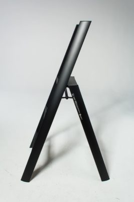 Alternate view 1 of 4 Foot Black Baldwin Ladder