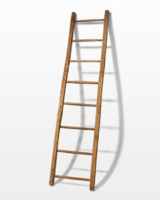 Front view of 8 Foot Olivia Leaning Ladder