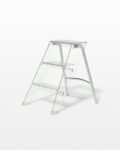Front view thumbnail of Transparent Step Ladder