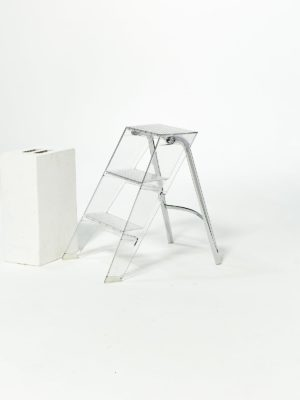 Alternate view 1 of Transparent Step Ladder