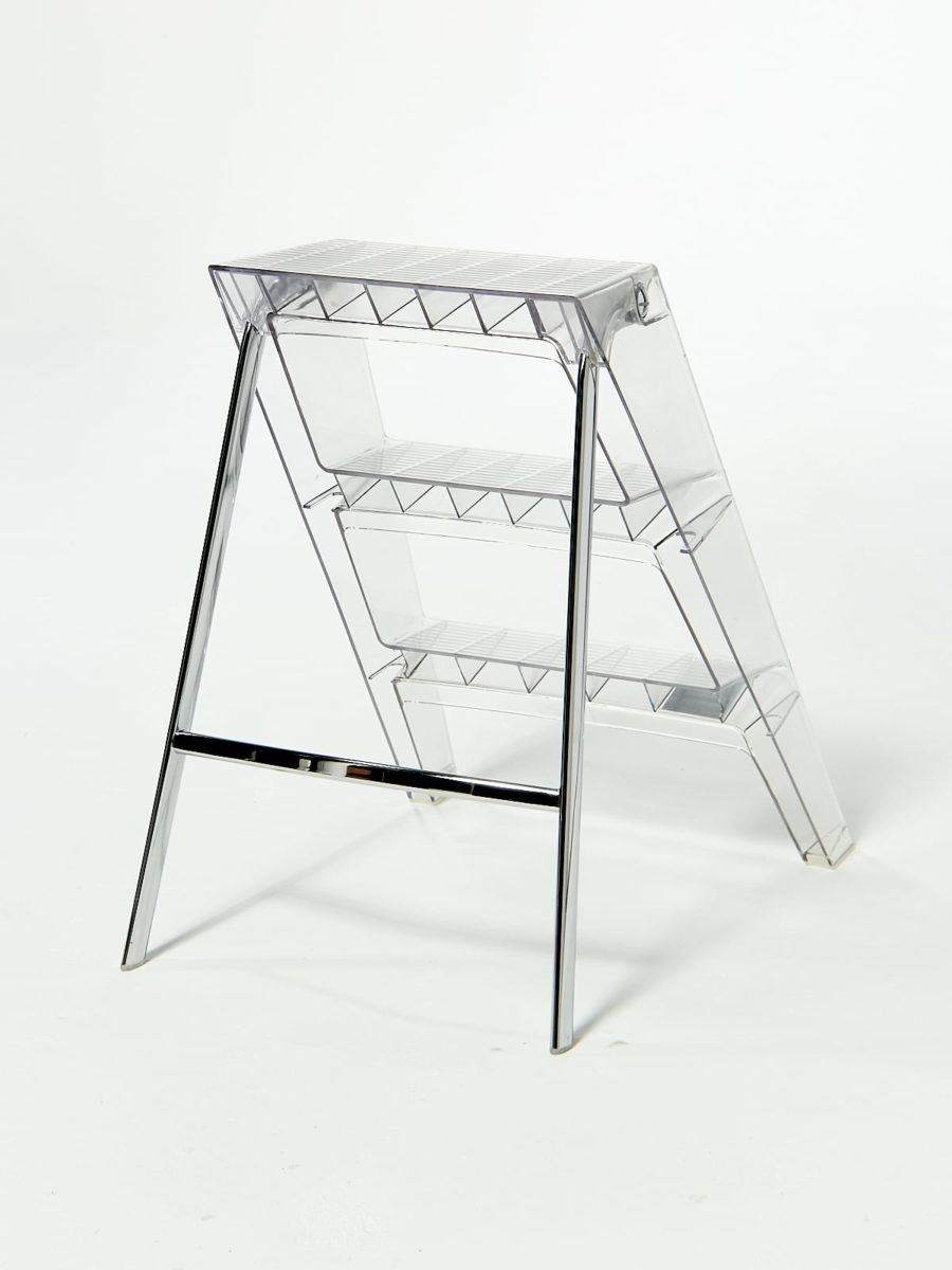 Alternate view 3 of Transparent Step Ladder